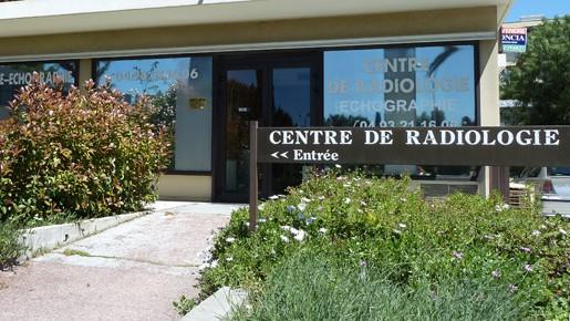 Nice - Cabinet de Radiologie Lame - Seror