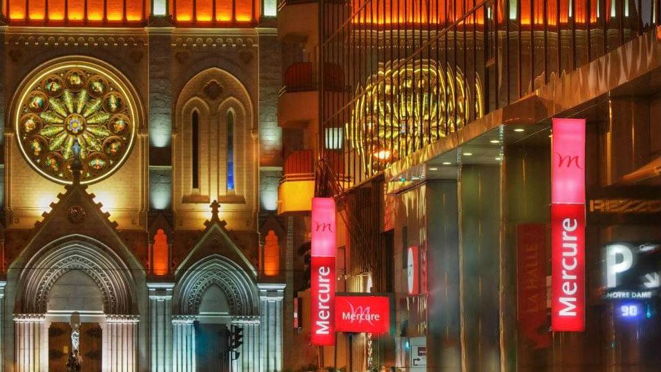 Nice - Hotel Mercure Nice Notre Dame