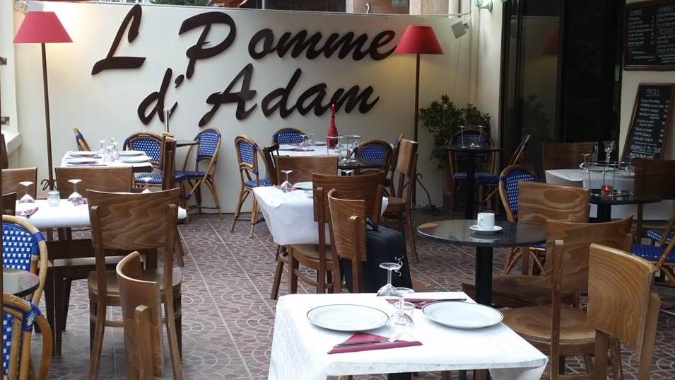 Nice - La Pomme d'Adam