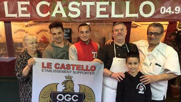 Nice - Le Castello