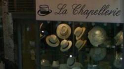 La Chapellerie Nice rue France