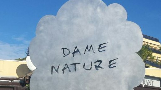 Nice - Dame Nature