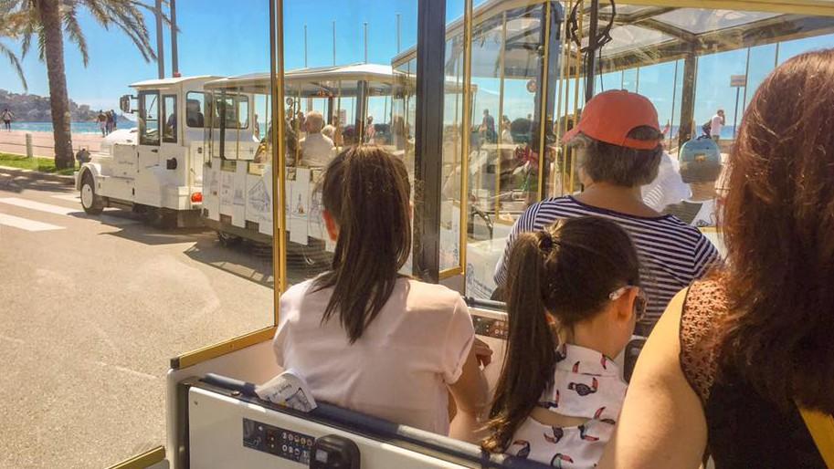 Nice - Le Petit Train de Nice