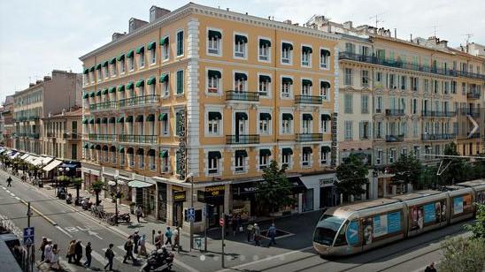 Nice - Hôtel Univers
