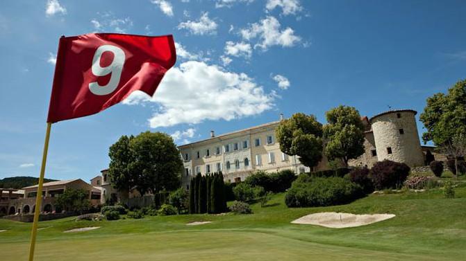 Nice - Golf & Château de Taulane