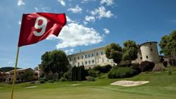 Golf & Château de Taulane