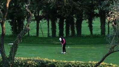 Nice -  Golf Club d'Opio-Valbonne
