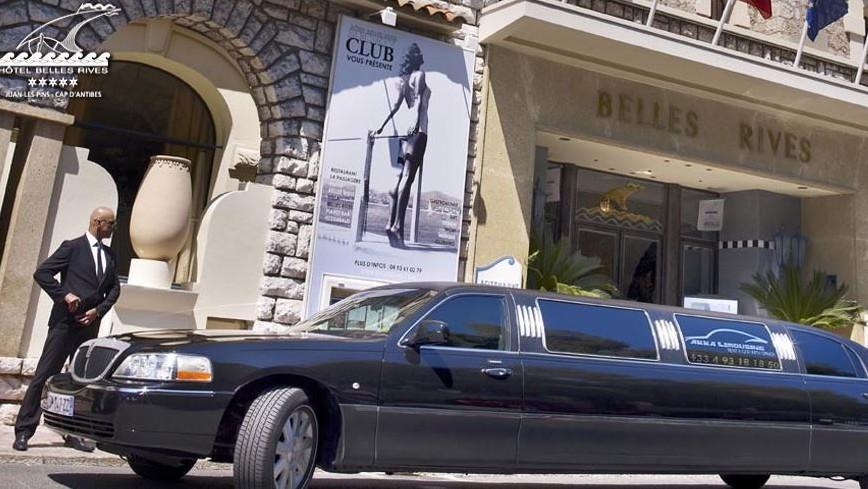 Nice -  Hôtel Belles Rives *****