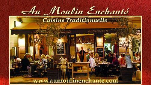 Nice - Au Moulin Enchanté