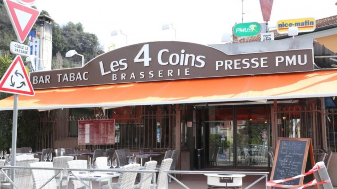 Nice - Bar Tabacs Les 4 Coins