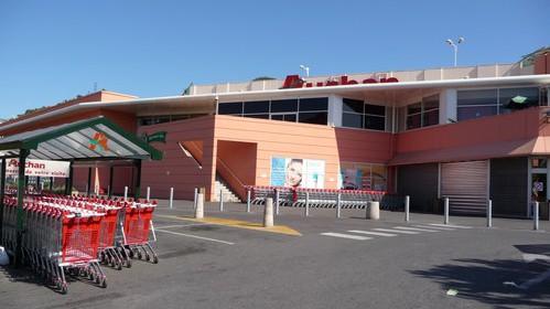 Nice - Auchan la Trinité
