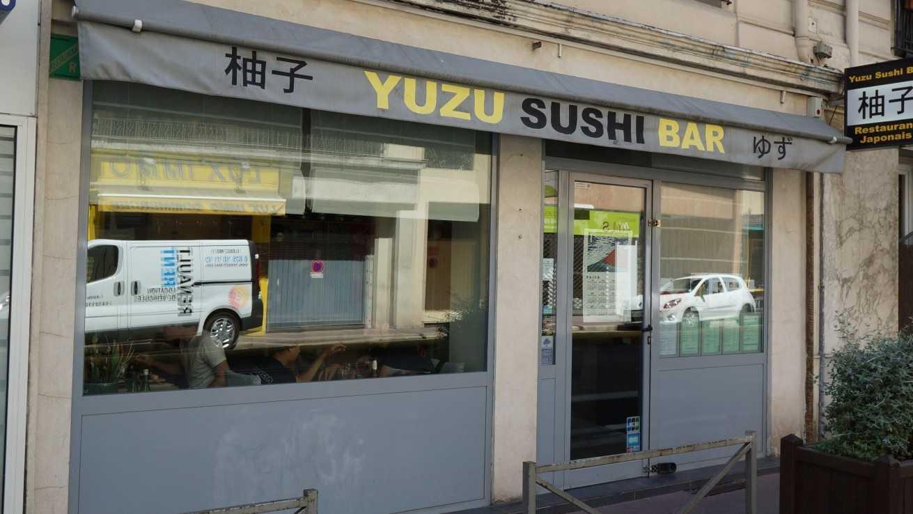 Nice - Yuzu sushi