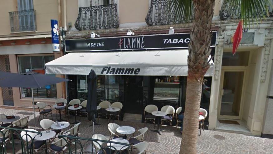 Nice - Flamme