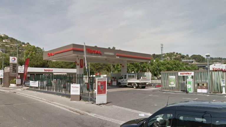 Nice - Station Total GARIGLIANO