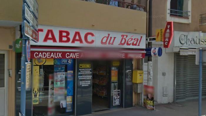 Nice - Tabac du Béal