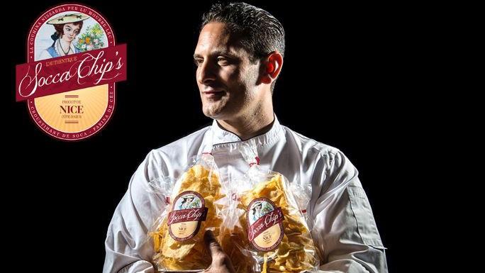 Nice - Socca Chips
