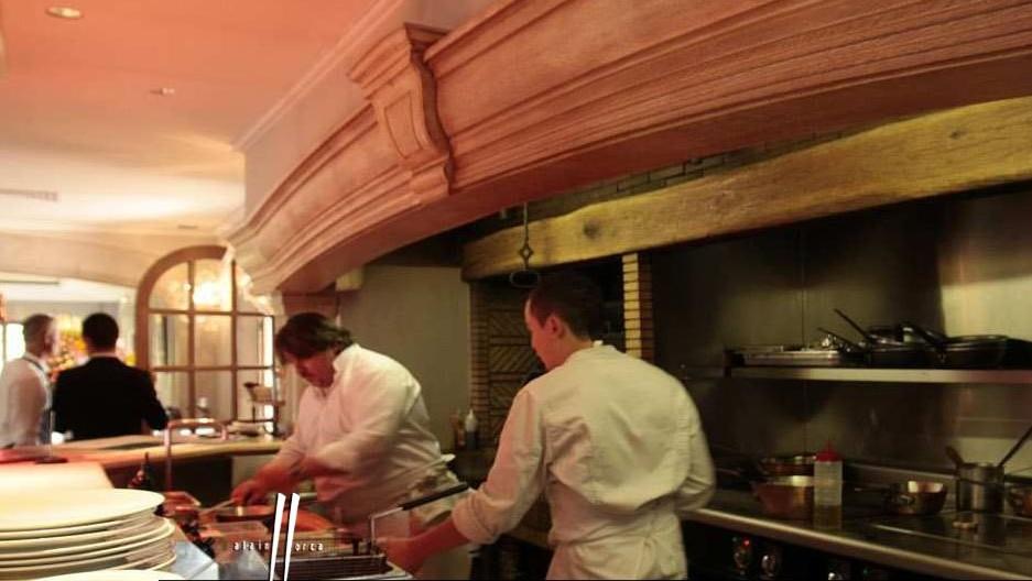 Nice - Restaurant Alain Llorca