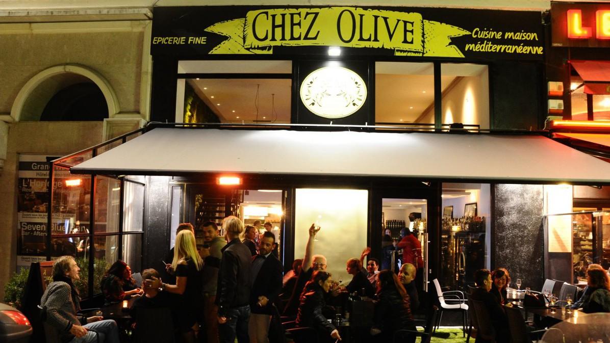 Nice - Chez Olive