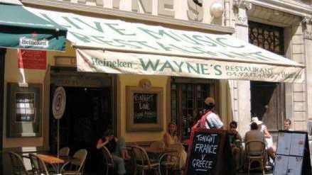 Nice - Wayne's Bar