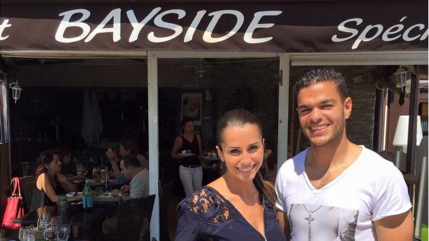 Le bayside saint laurent du var nice city life - Restaurant port de saint laurent du var ...
