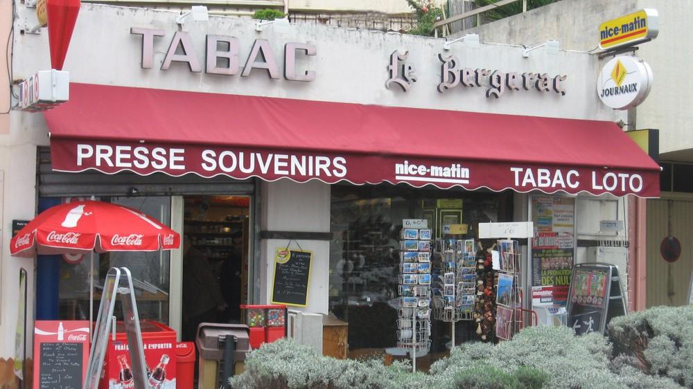 Nice - Tabac Le Bergerac