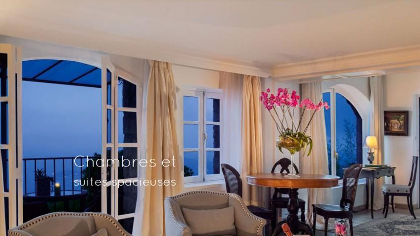 Nice - Hôtel de la Chèvre d'Or*****