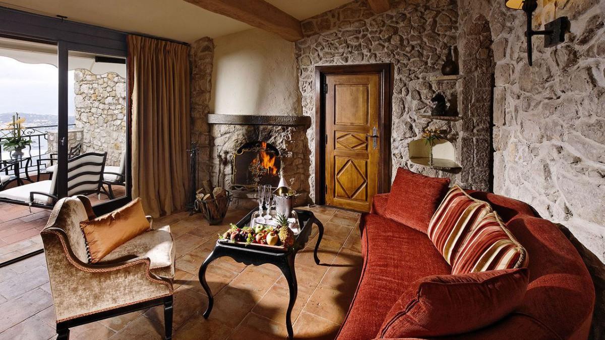 Nice - Hôtel Chateau Eza *****