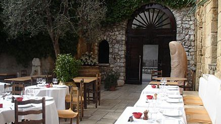 Nice - La Colombe d'Or