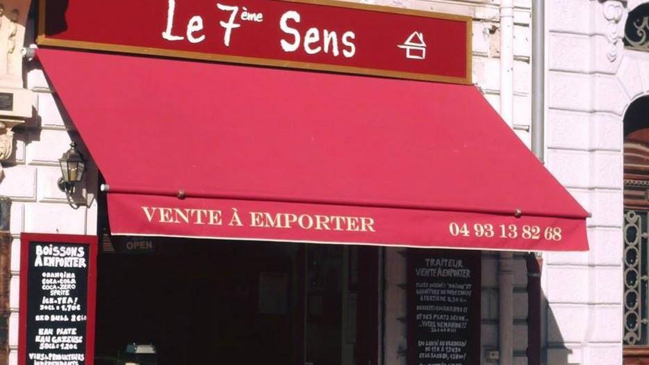 Nice - Restaurant le 7ème Sens