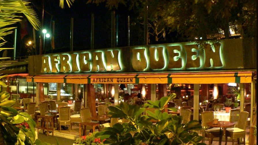 Nice City Life - Restaurant African Queen