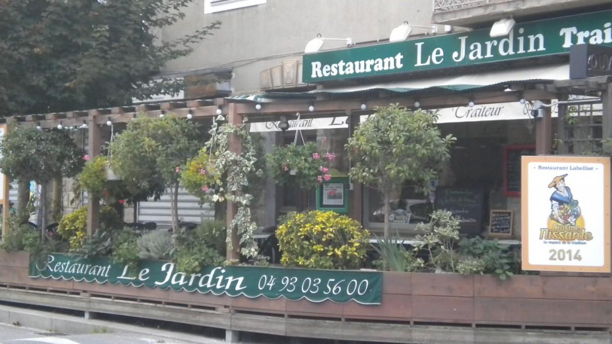 Nice - Restaurant le Jardin