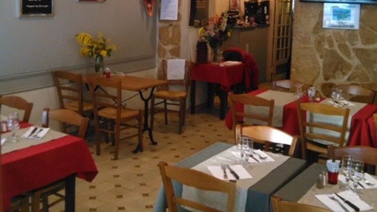 Nice - Restaurant d'Aqui d'Aia