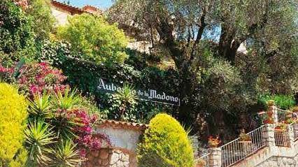 Nice - Auberge de la Madone