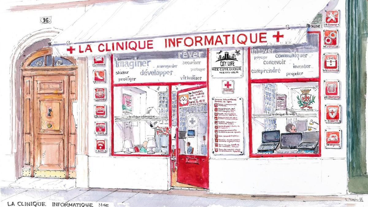 Nice - Atelier Geraldine Sadlier