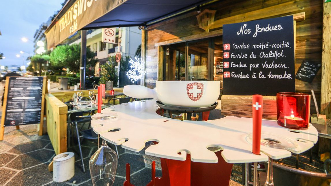 Nice - Tradiswiss Café