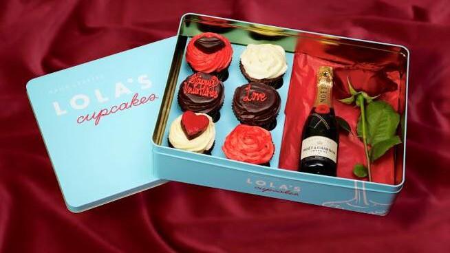 Nice - Lola's Cupcakes