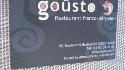 Le Goûsto
