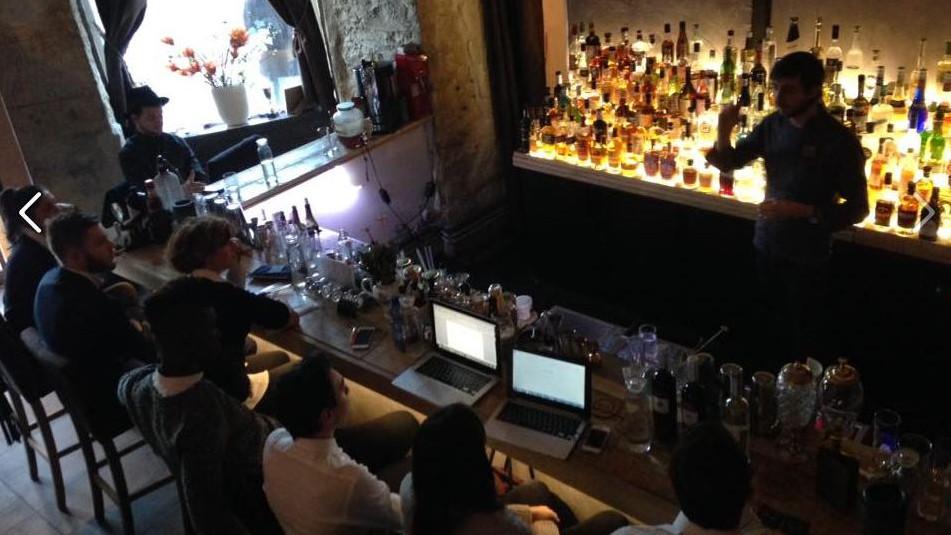Nice - Puzzle Bar