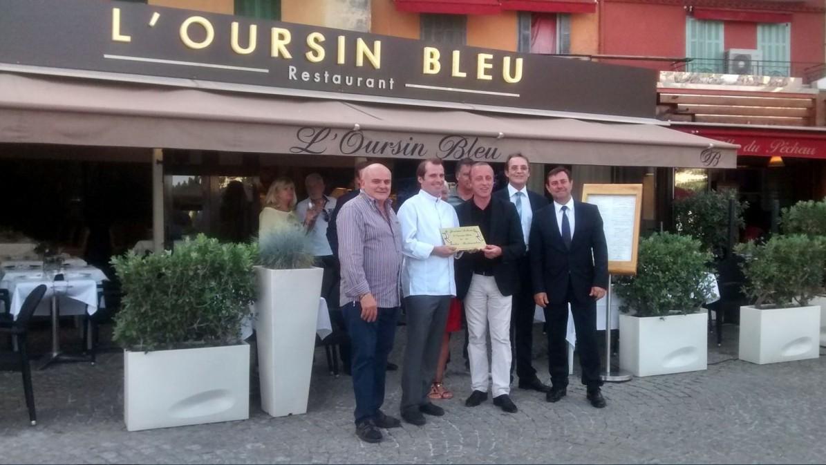 Nice - RESTAURANT L OURSIN BLEU