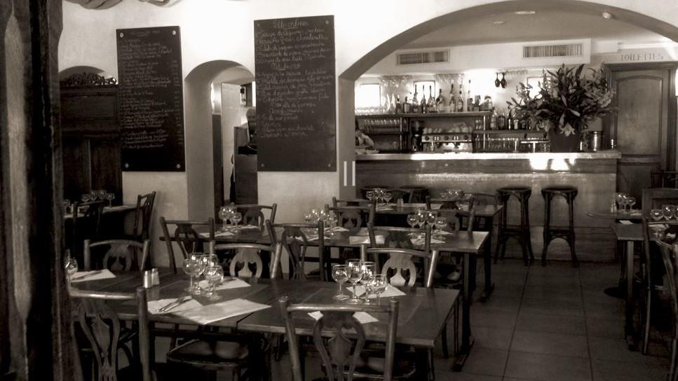 Nice - Le Café de la Fontaine