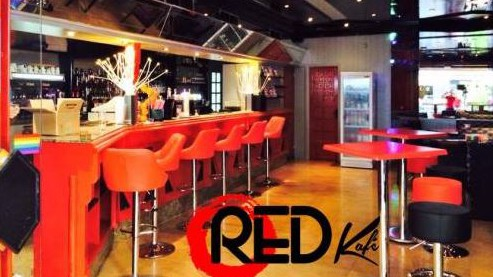 Nice City Life - Red kafé