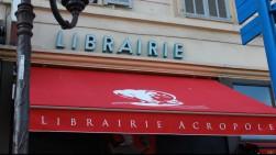 librairie ACROPOLE