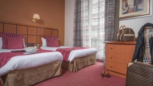 Nice - Best Western Hotel Roosevelt