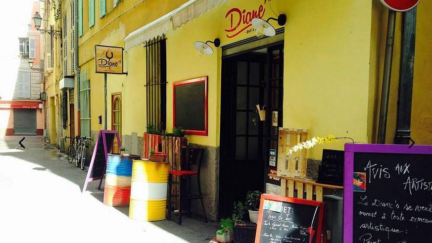 Nice - Diane's - Bar A Potes