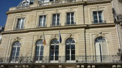 The Irish Embassy, Paris