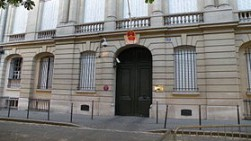 Ambassade de Chine en France