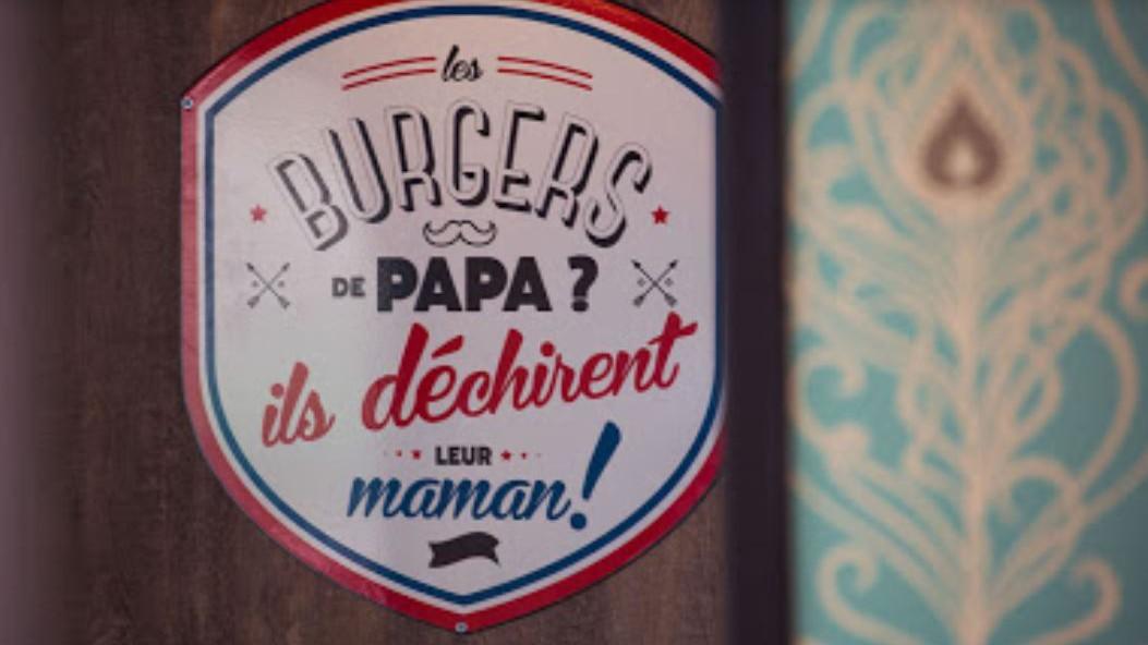 Nice - Les Burgers de Papa