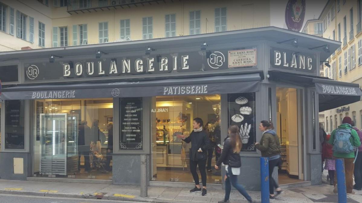 Nice - Boulangerie Patisserie BLANC