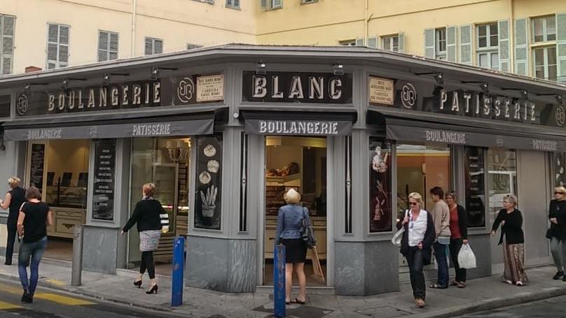 Bildresultat för blanc boulangerie nice