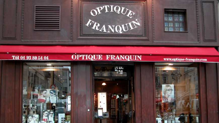 Nice - Optique Franquin